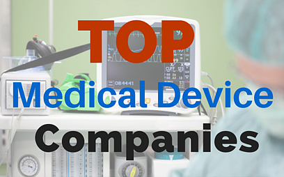 top medical device companies