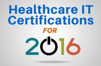 healthcare it certifications 2016