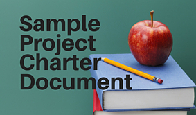 sample it project charter